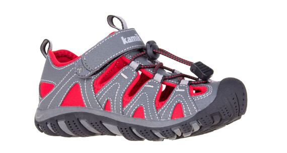 Kamik Moorings Shoes Kids Red